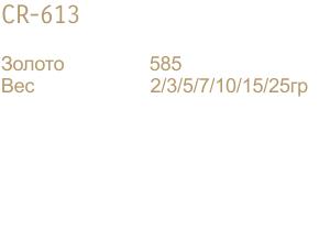CR-613-DATA-RU
